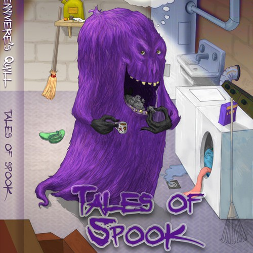Tales of Spook book cover