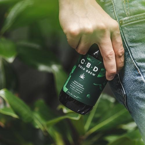 Patent Coffee // CBD Cold Brew