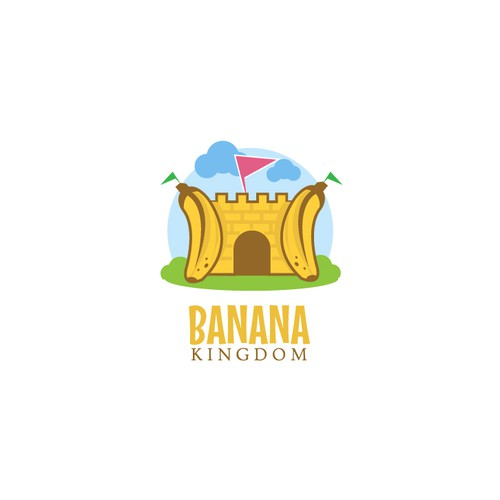 Banana Kingdom - Childrens clothing line