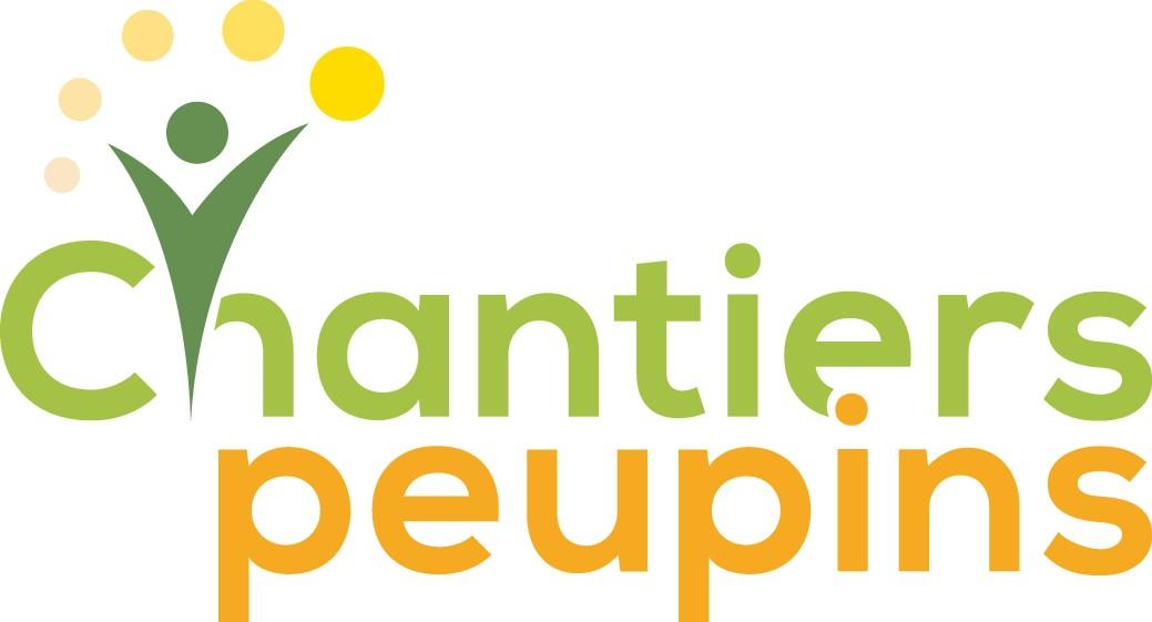 logo moderne et percutant pour Chantier d'insertion