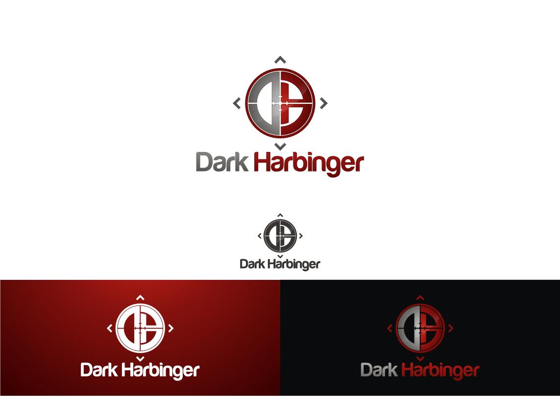 Dark Harbinger - Assault Rifles and Silencers - Need a Bad-Ass Logo!