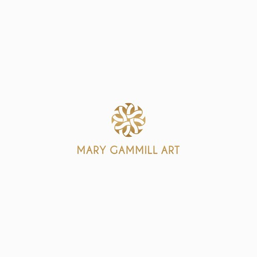 Mary Gammil Art Logo