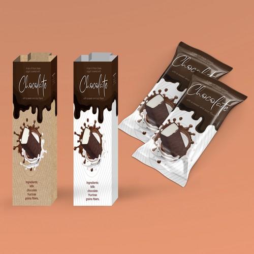 Packaging for Milky