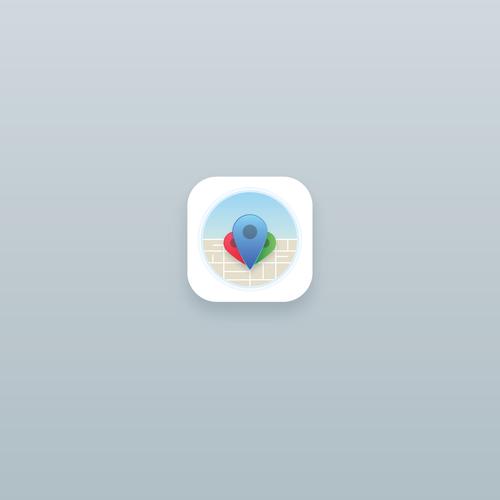 App icon for location catalog