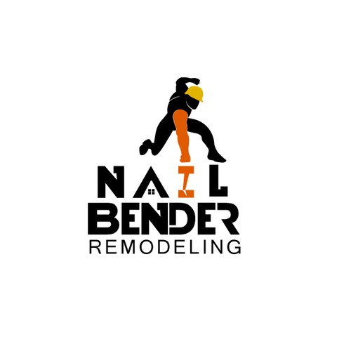 Bold Logo Needed!! NailBender Remodeling Needs Your Help!!
