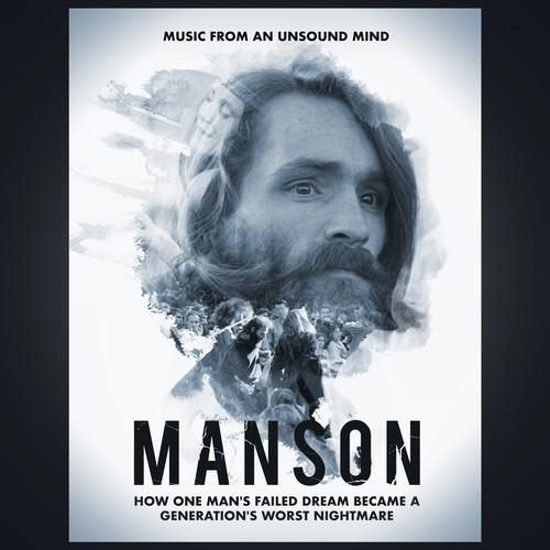Poster design for Manson