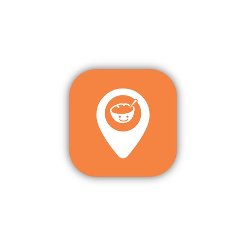 Food App Icon Design