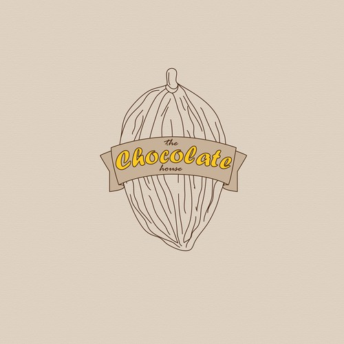 Logo for a boutique collection of the world's finest artisan chocolate.