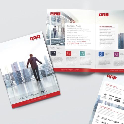Brochure / Company Profile