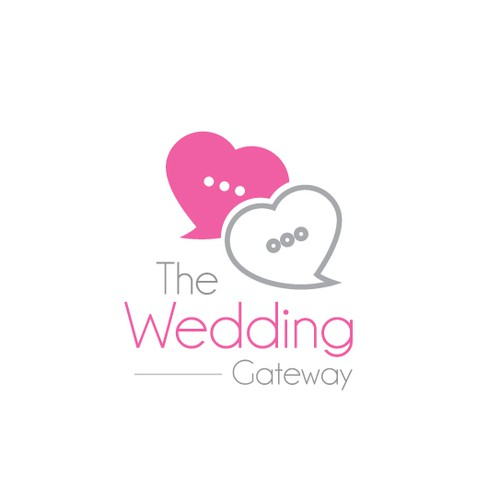 New logo for booming wedding directory!