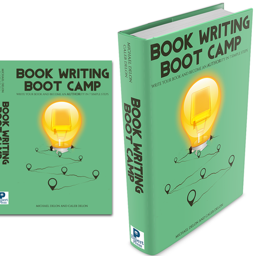 Book Writing Boot Camp - Book Cover