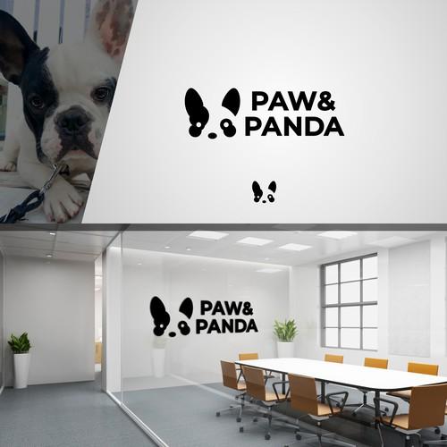 paw and panda