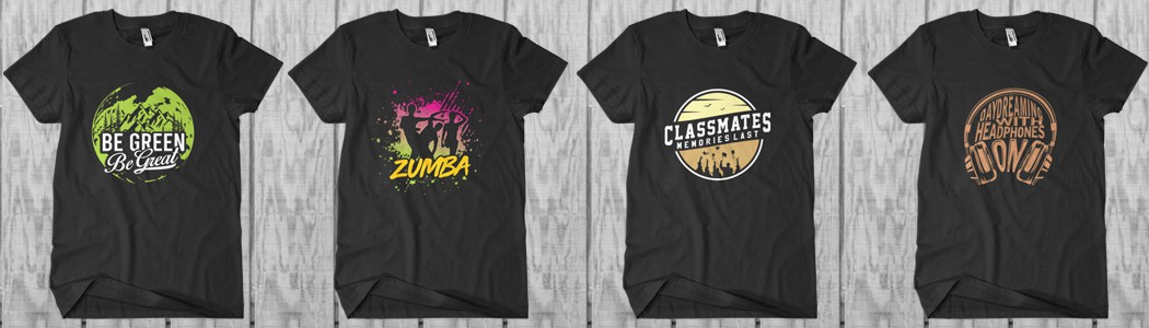 Merchandise and T-shirt designer