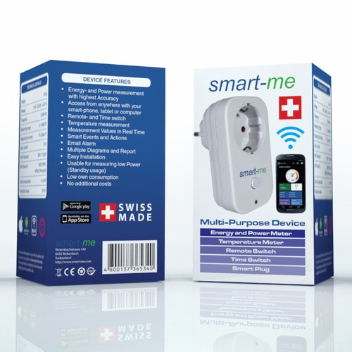 Product Packaging for Smart-Me