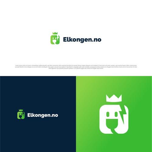Logo Design for Elkongen.no
