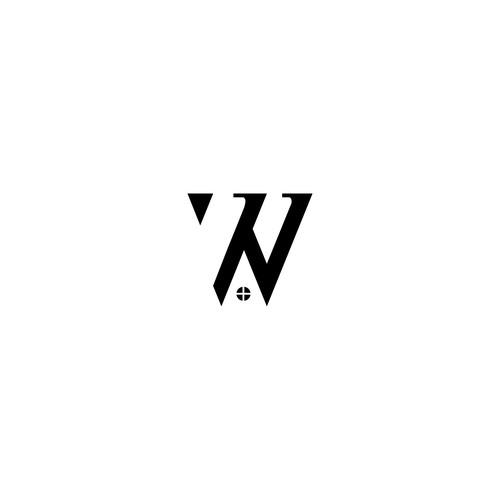 VW monogram