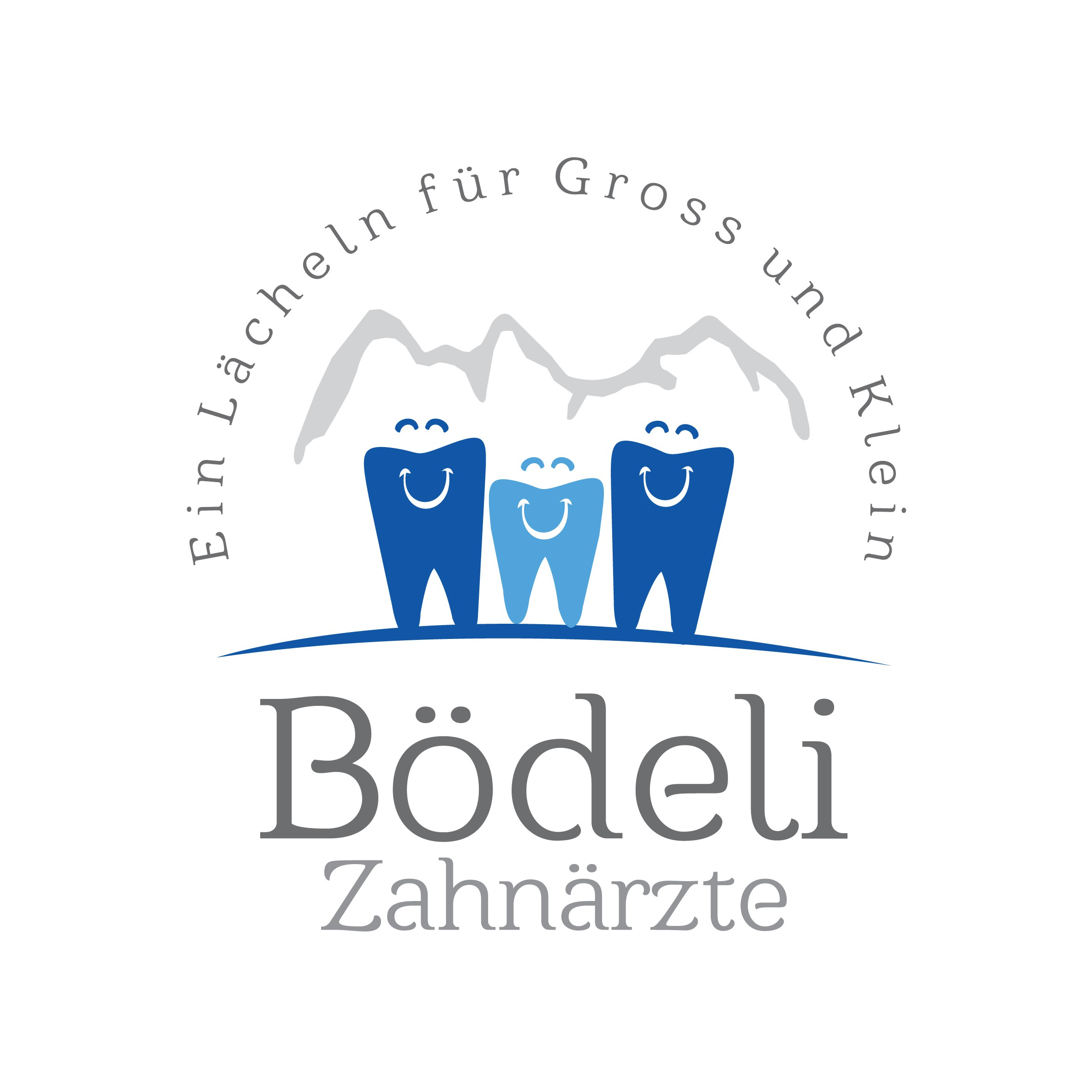 New Logo and Corporate Design for a family dentist