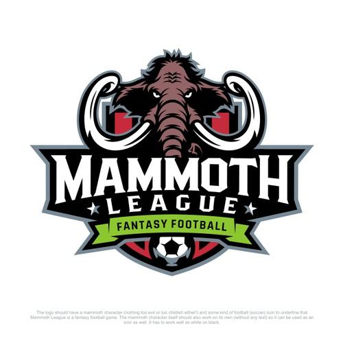 Design A Fantasy Football League 'Character' Logo