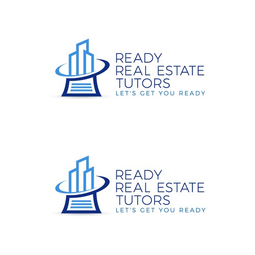 Bold Concept for Real Estate Tutors