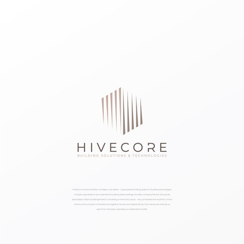 Logo design for Hivecore