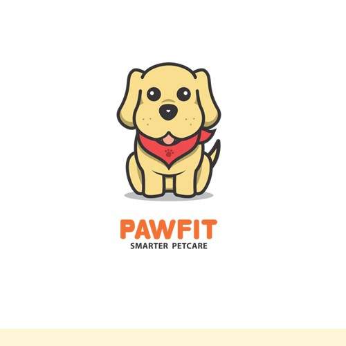 Pawfit Character Design