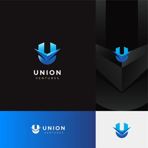 Concept logo for Union Ventures