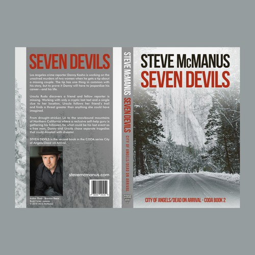 seven devils - book cover