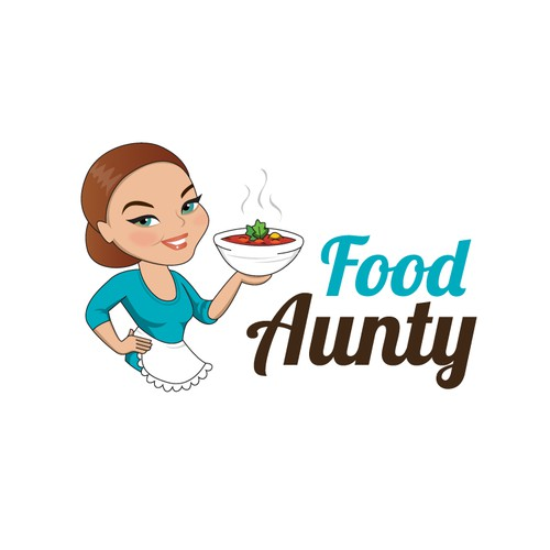 "Create a ""cartoony"" logo for my small catering empire!"