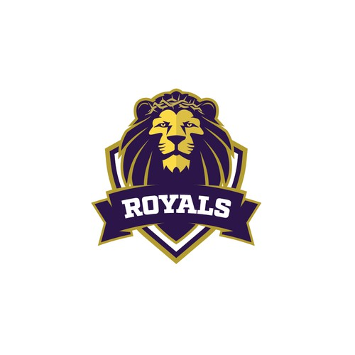 Design a new team logo for the FMCS Royals