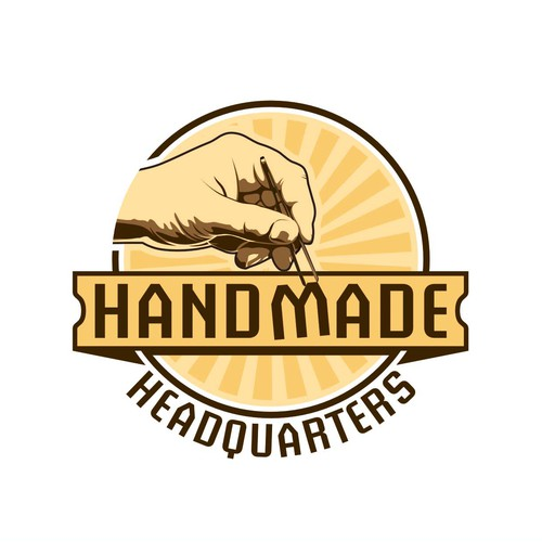 All Handmade Retail Shop Logo/Brand Image Needed! $$ GUARANTEED $$