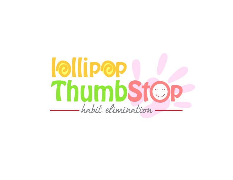 Help Lollipop ThumbStop with a new logo