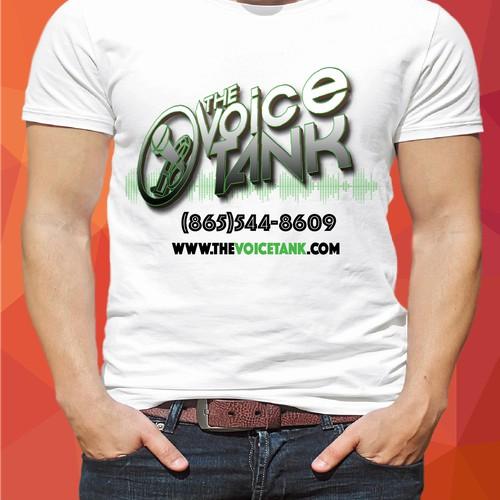 recording company tshirt