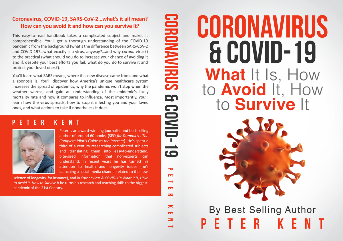 Coronavirus Book Cover