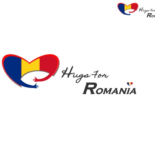 New logo wanted for Hugs For Romania