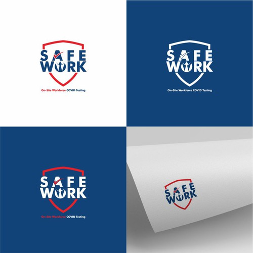 Safe Work Logo