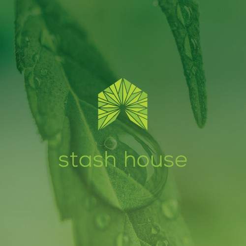 Eye-catching logo for wholesale cannabis products