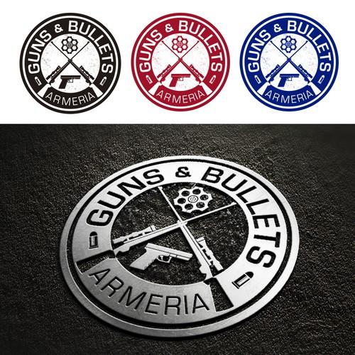 GUNS & BULLETS