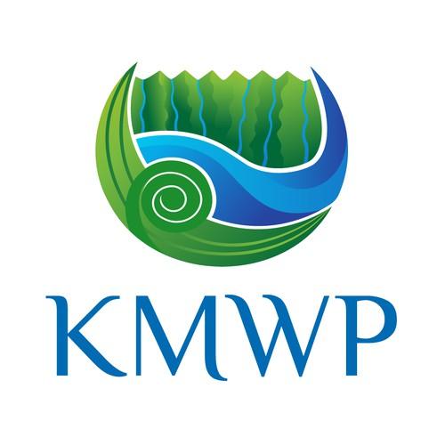 Logo Design for Ko'olau Mountains Watershed Partnership