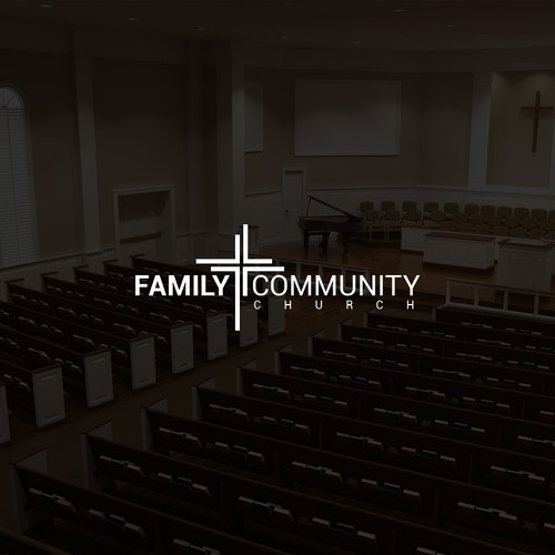 Design made for the Family Community Church