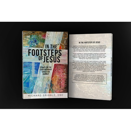 In the Footsteps of Jesus by Richard Gribble