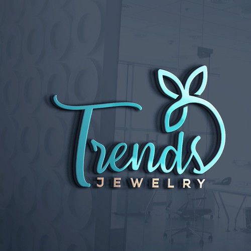 Jewelry beauty logo