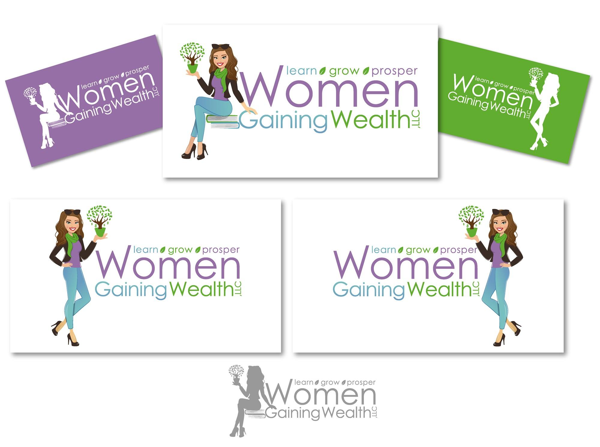 Help us Change Lives!!  Fun Company Teaching Money Skills to Women needs a powerful logo/brand.