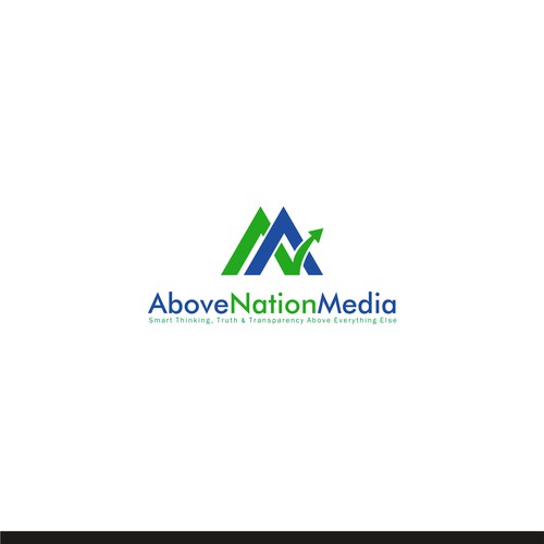 Logo for Above Nation Media