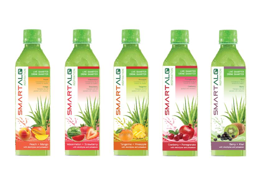 """**Urgent - Help Needed!"""" New Smart ALO Drink Label Design Needed"""