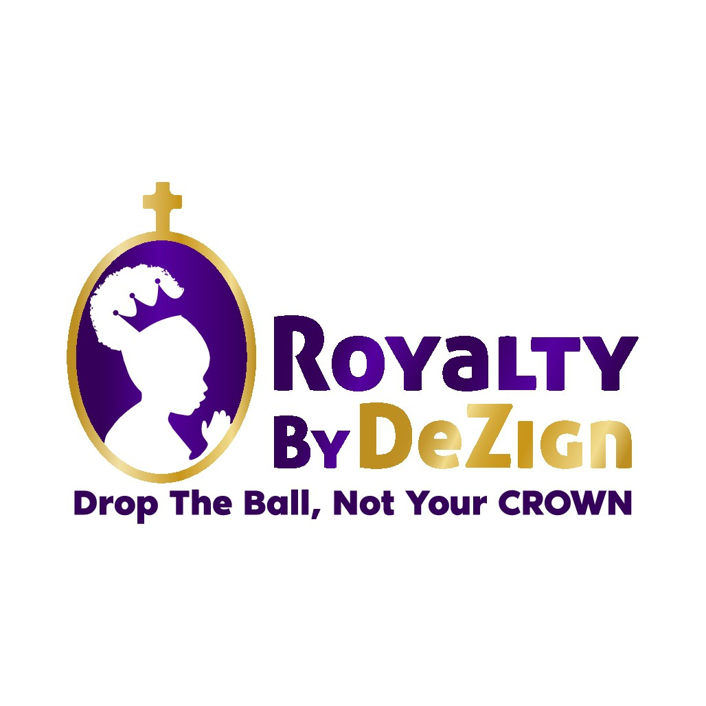 Royalty By DeZign needs to be Crowned with a new logo
