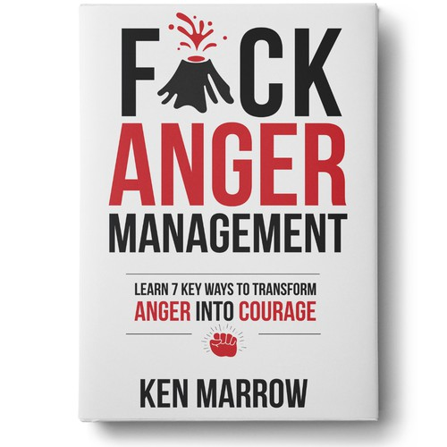 Book cover for anger management