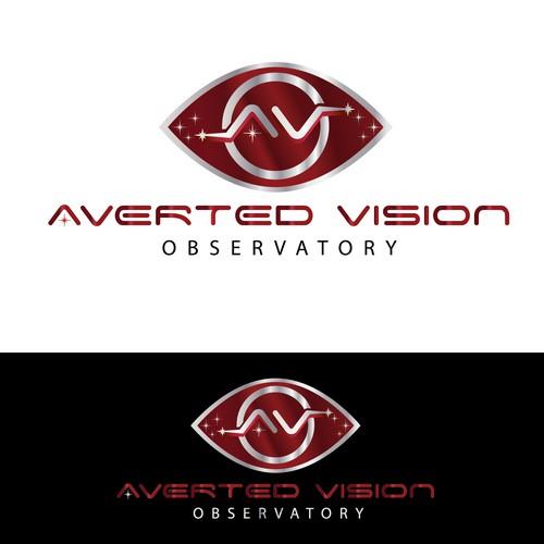 logo concept for observatory