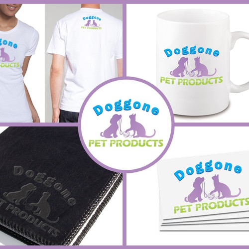 Help Doggone Pet Products with a new logo