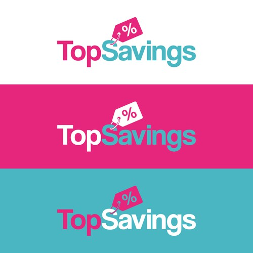 Top Savings Logotype