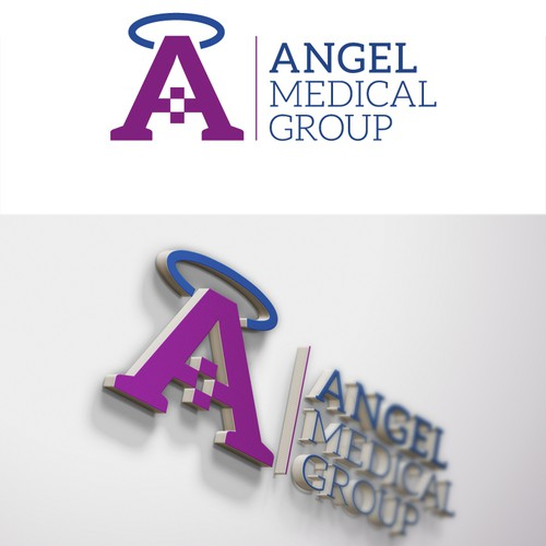 Help Angel Medical Group with a new logo